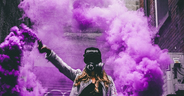 Smoke Bomb Photography: Learn the Tips and Tricks Used by @alexframez