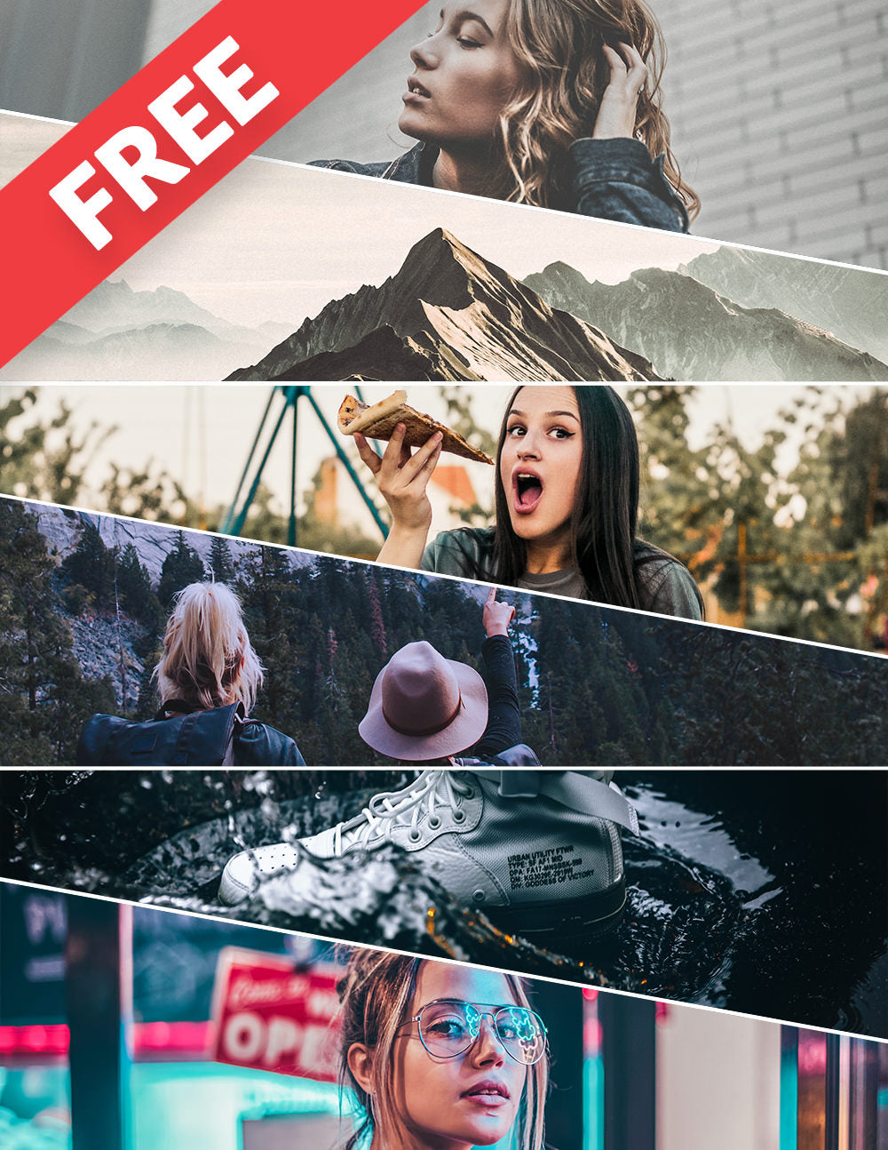 Photogrfr Free Adobe Lightroom Preset for Photographers