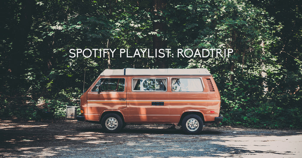 Spotify Playlist Road Trip - Photogrfr
