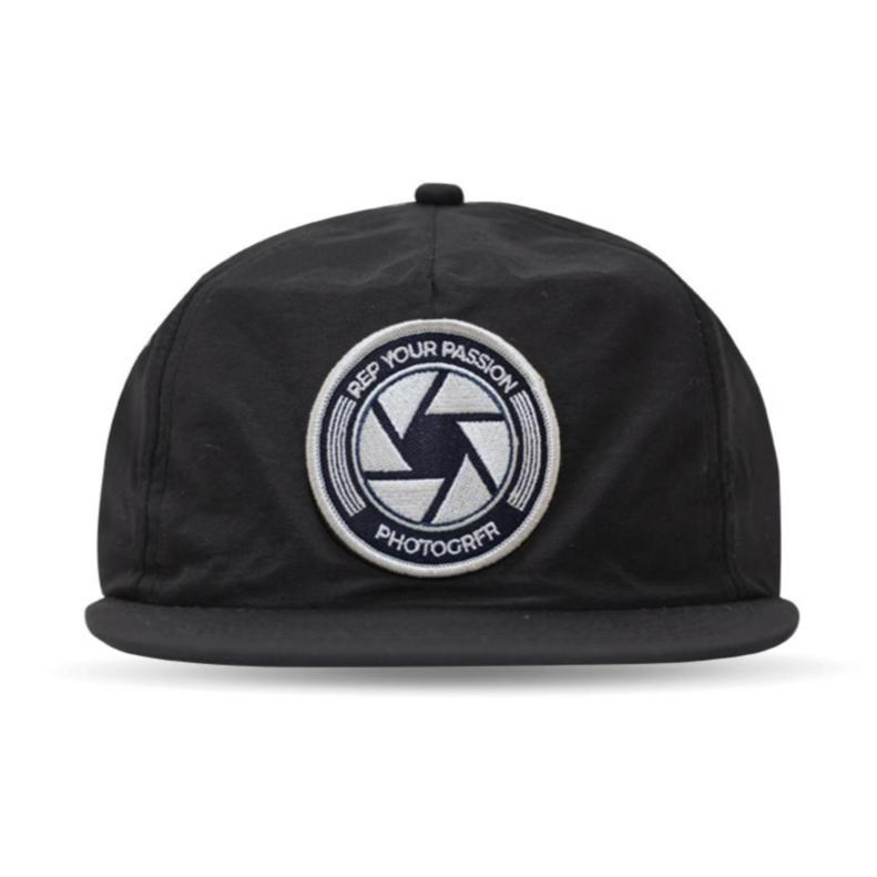 The 5-Panel Passion Hat Headwear PHOTOGRFR.COM