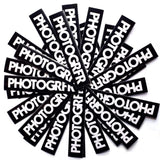 The Photogrfr Decal Sticker Stickers PHOTOGRFR.COM