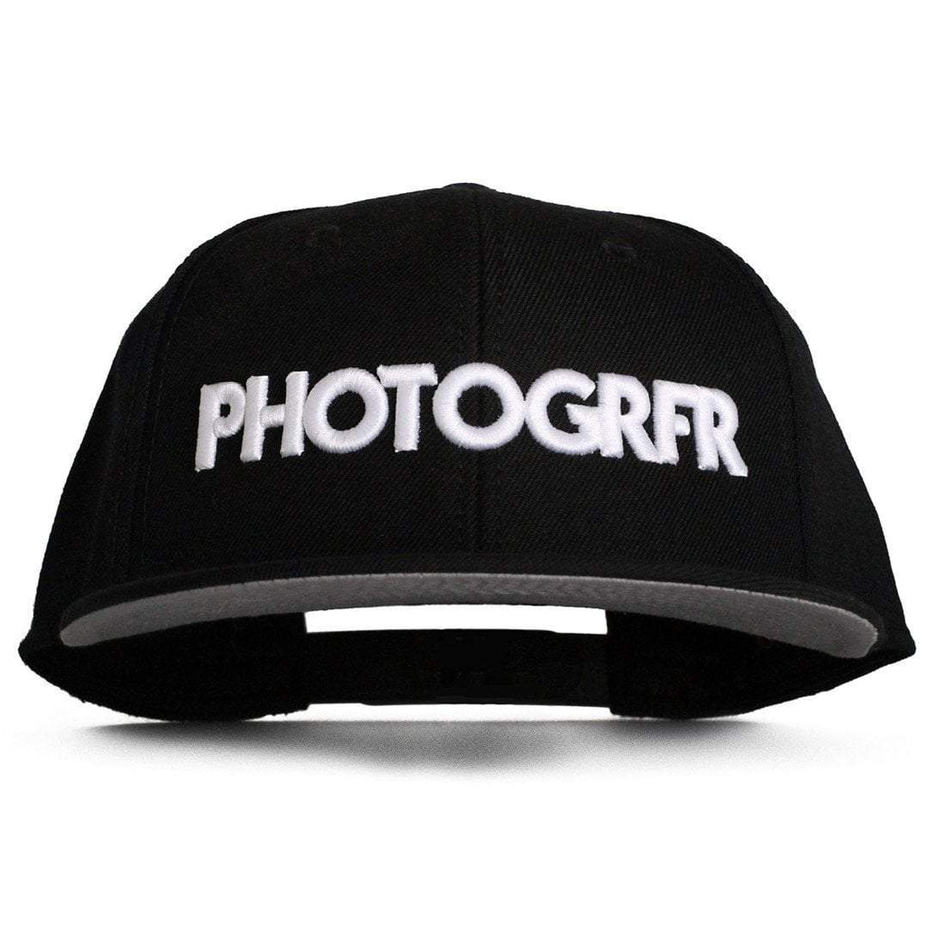 The PHOTOGRFR Snap Headwear PHOTOGRFR.COM