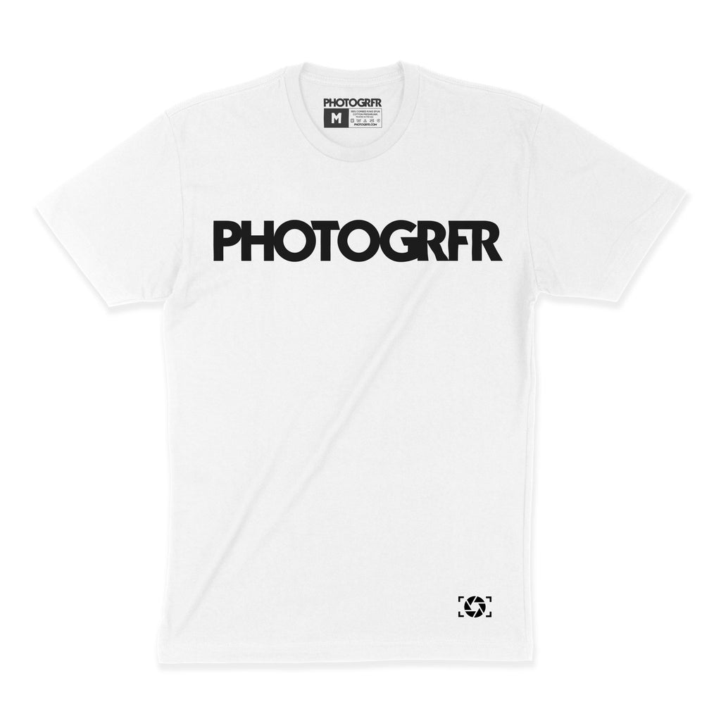 The PHOTOGRFR White Shirts PHOTOGRFR.COM