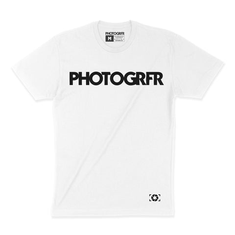 The PHOTOGRFR White