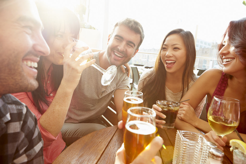 The Surprising Health Benefits Of Drinking Alcohol