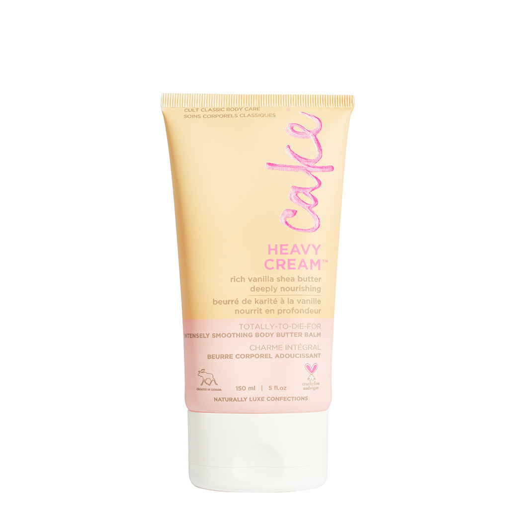 Heavy Cream Body Lotion