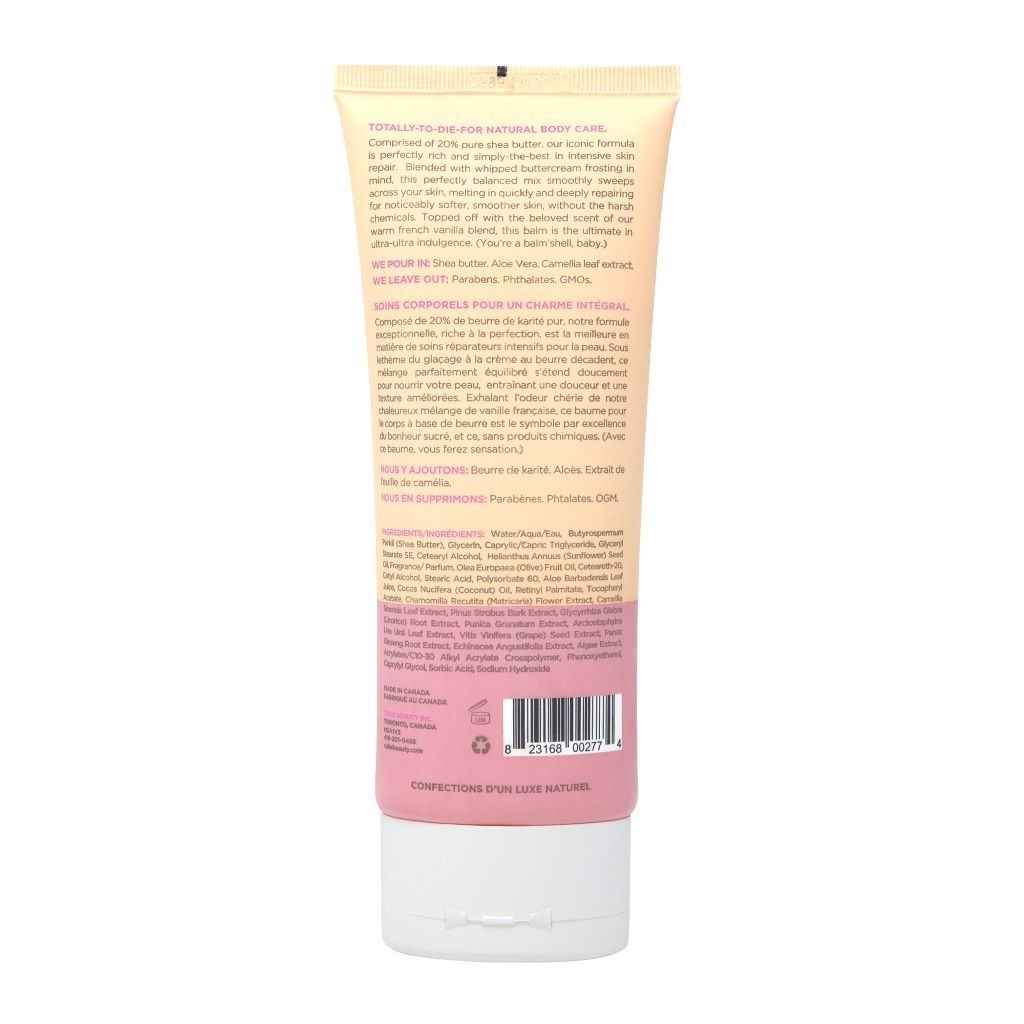 Heavy Cream  Smoothing Body Butter Balm, 200 mL