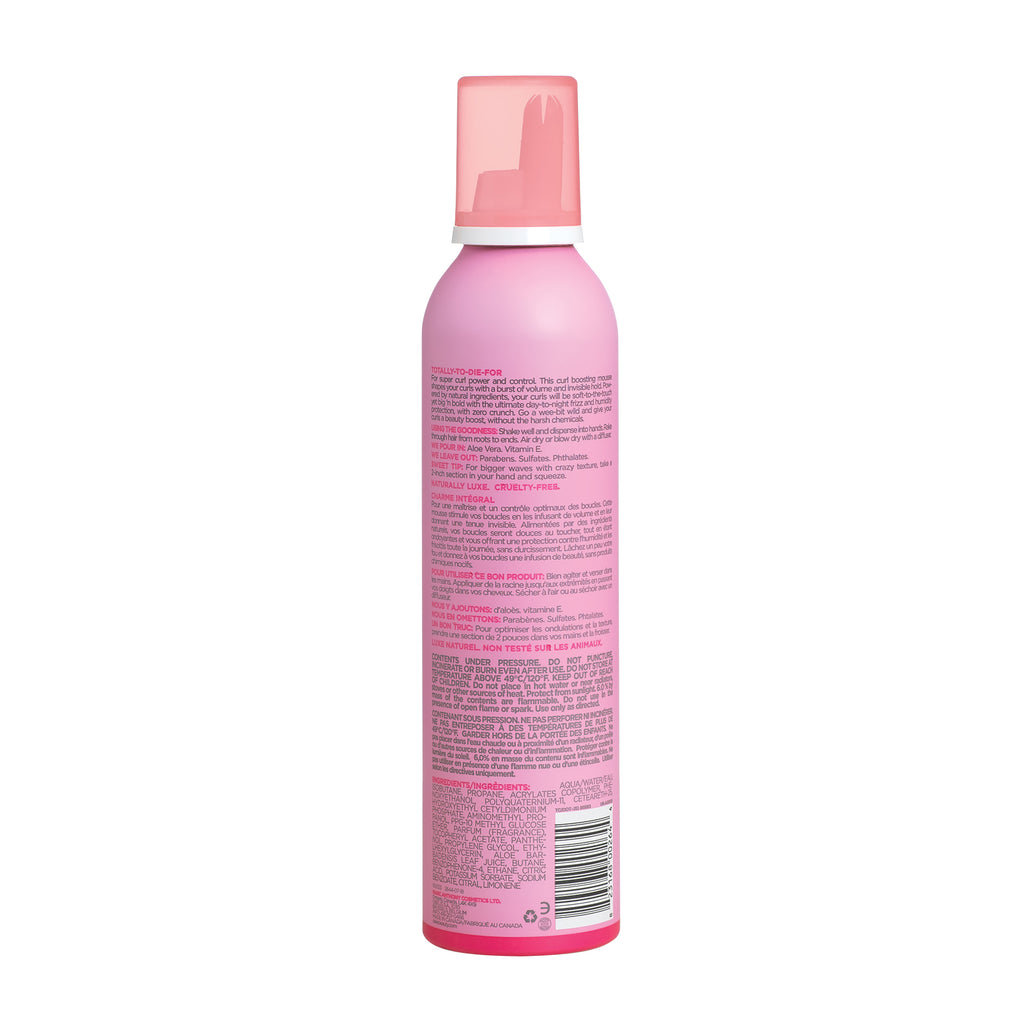The Curl Whip <BR> Whipped Curl Mousse  250 ml|  8.4 oz| 238g