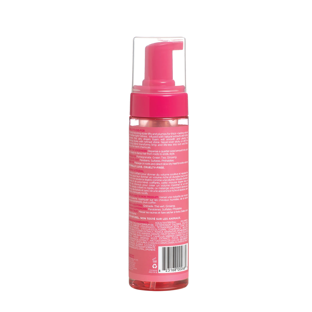 The Thick Trick BR Volumizing Styling Foam