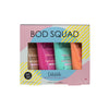 BOD Squad  Body Lotion Gift Set, 4 x 60 mL