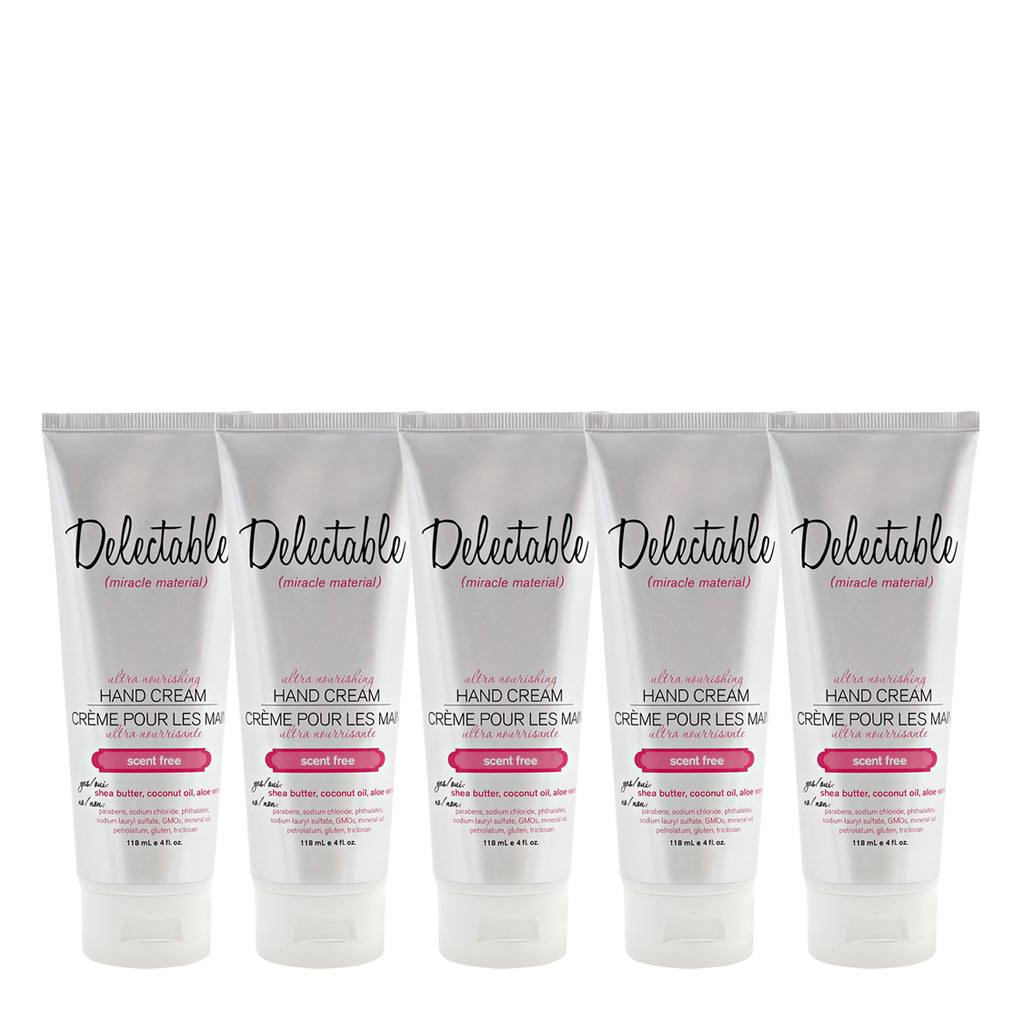 Unscented <BR> Ultra Nourishing Hand Cream Bundle