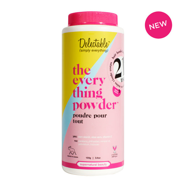 Delectable The Everything Powder | Multi Use Powder