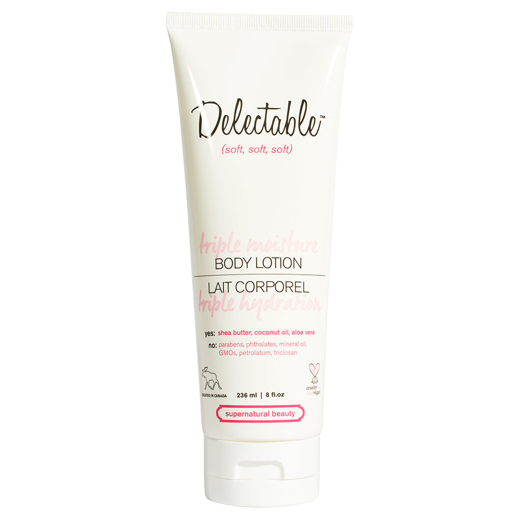 Delectable Coconut Body Lotion