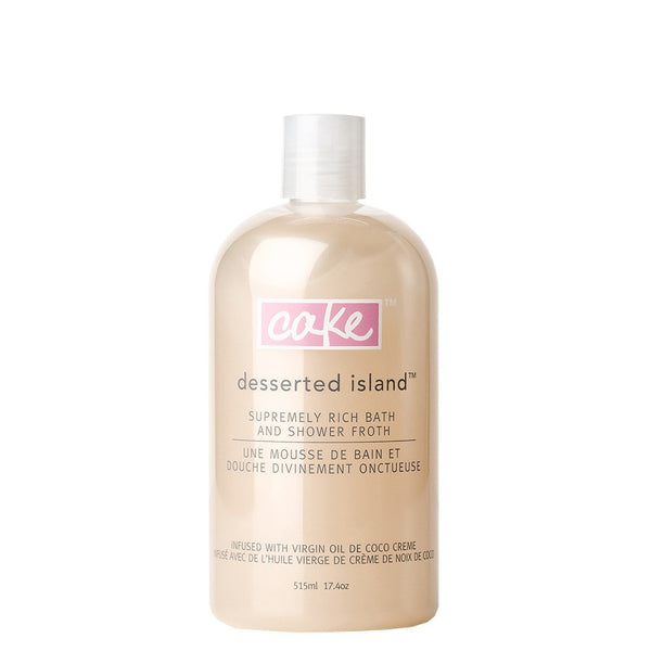 Body - Desserted Island<BR> Bath & Shower Froth