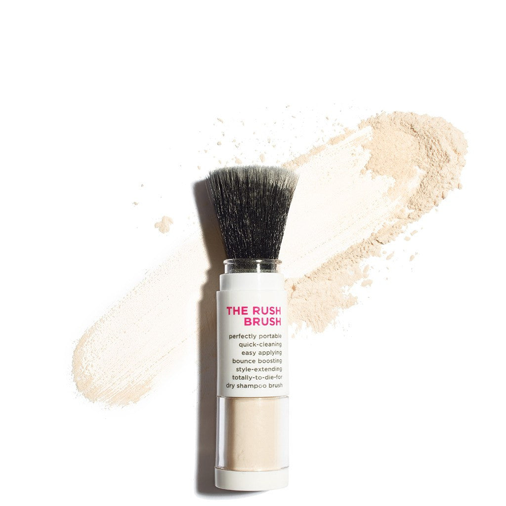 Hair - The Rush Brush Tinted Dry Shampoo Powder: Light