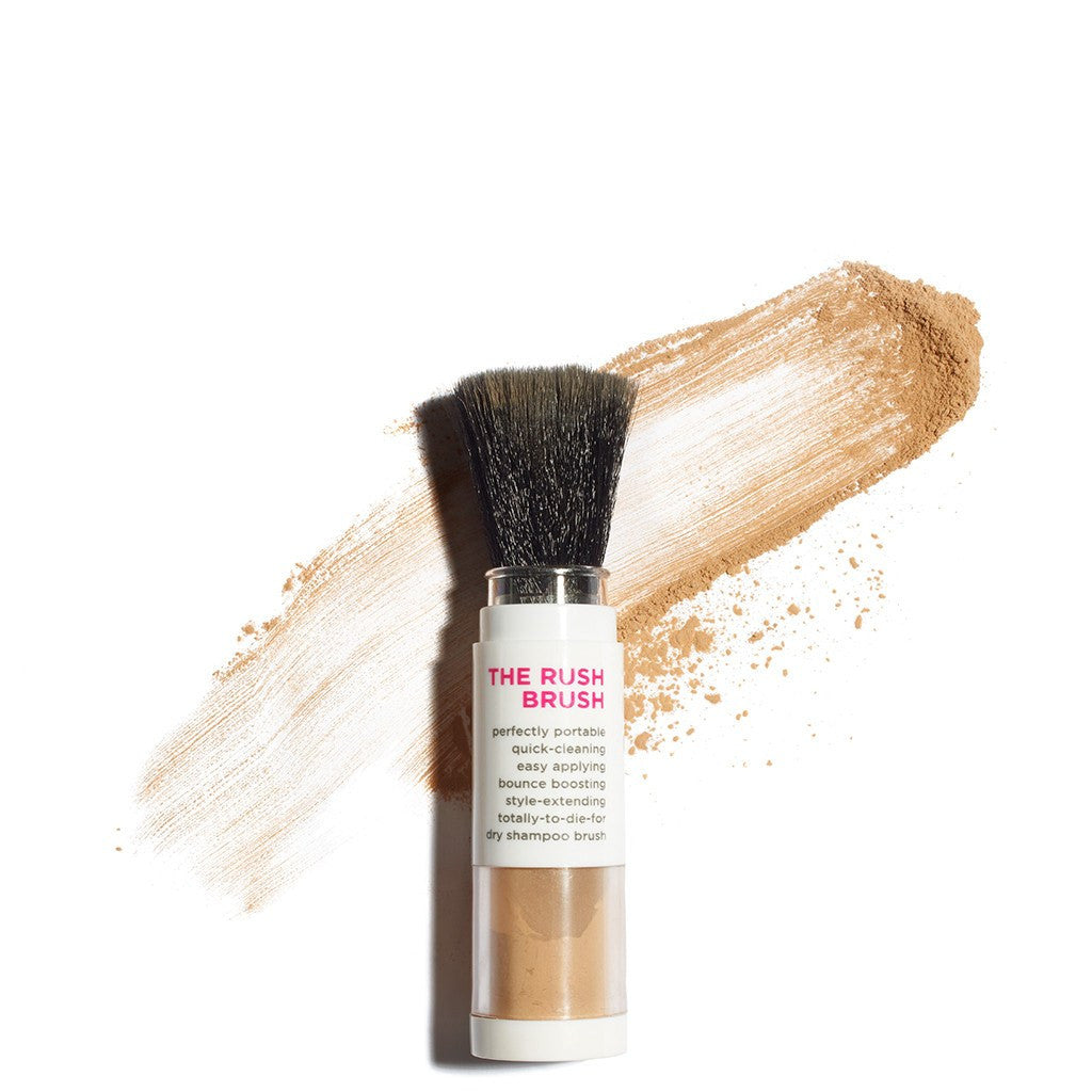 Hair - The Rush Brush Tinted Dry Shampoo Powder: Medium