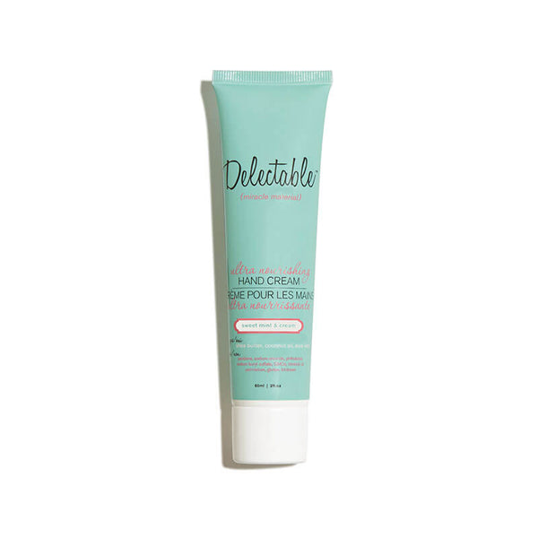 SWEET MINT & CREAM<br> ULTRA NOURISHING HAND CREAM TRAVEL SIZE - 60ml | 2fl.oz