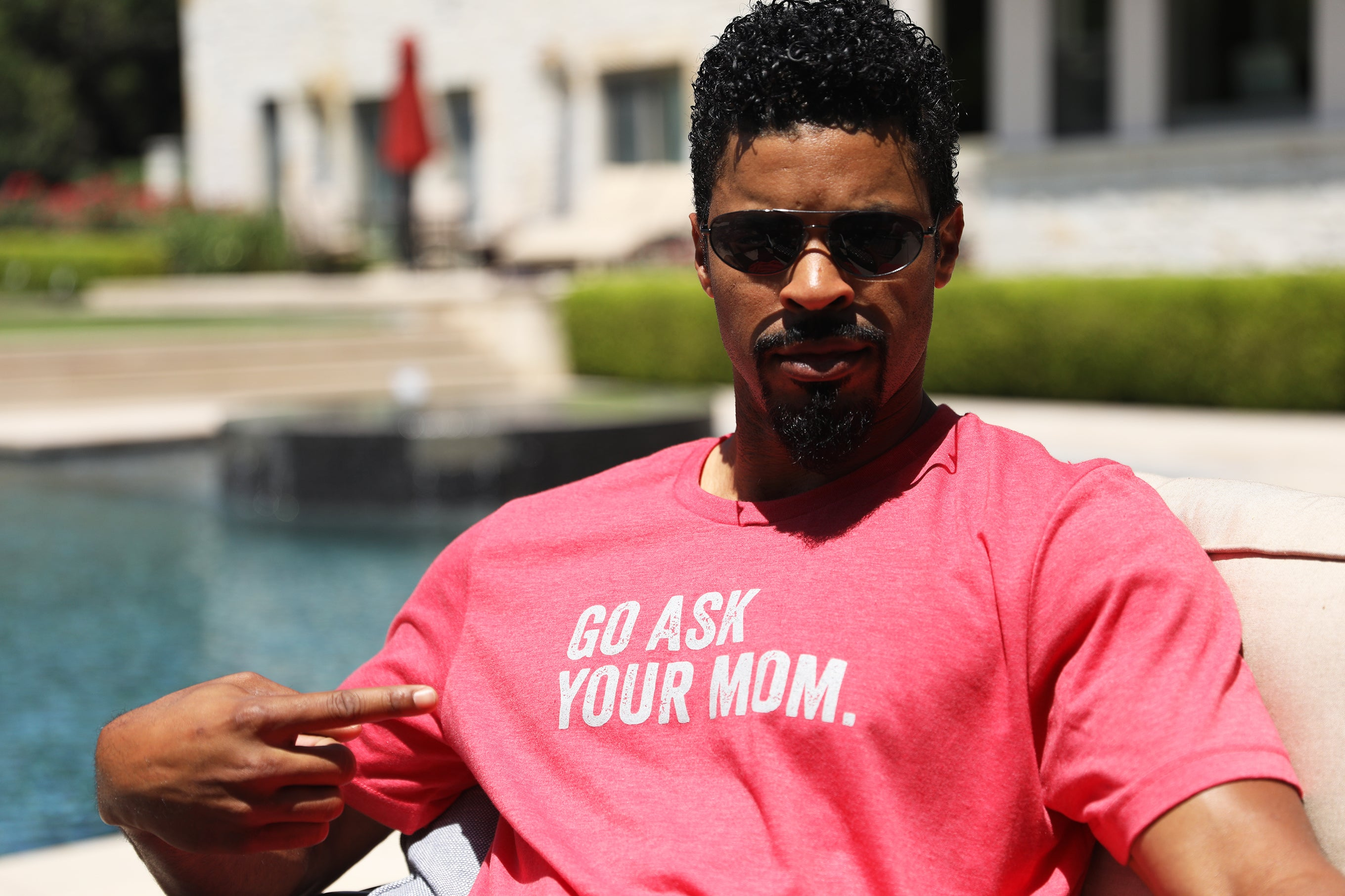 Go Ask Your Mom Tee