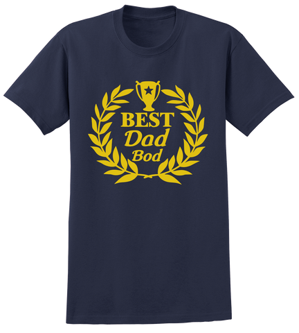 Best Dad Bod T-Shirt