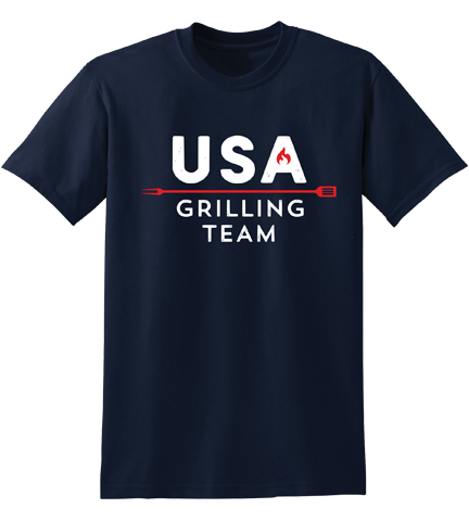 USA Grilling Team T-Shirt