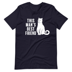 This Man's Best Friend (Cat) Shirt