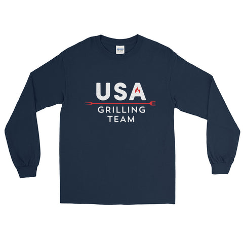 USA Grilling Team Long Sleeve T-Shirt