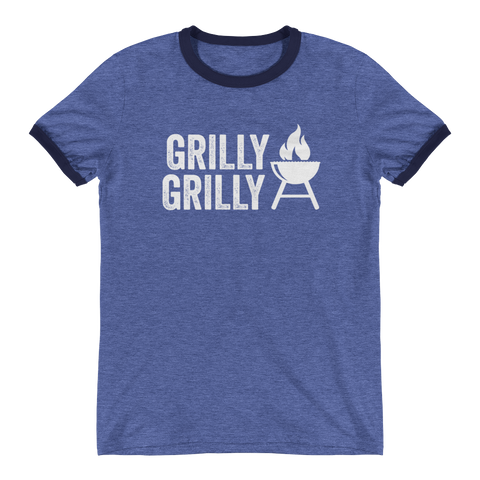 Grilly Grilly Ringer T-Shirt