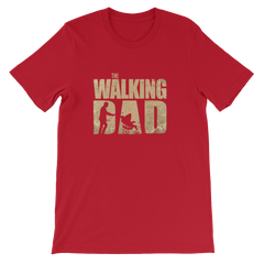 The Walking Dad Short-Sleeve Unisex T-Shirt