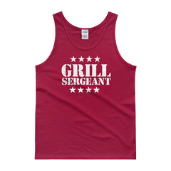 Grill Sergeant Tank Top