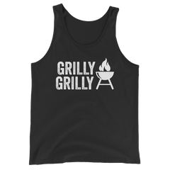 Grilly Grilly Unisex Tank Top