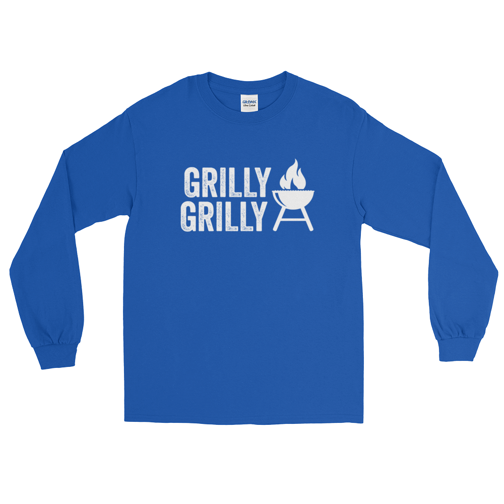 Grilly Grilly Long Sleeve T-Shirt