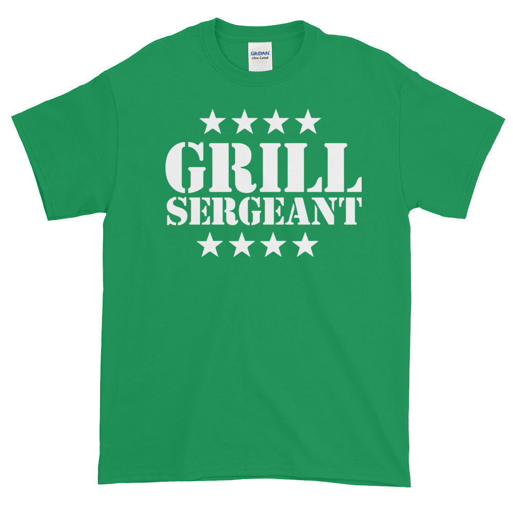 Grill Sergeant T-Shirt