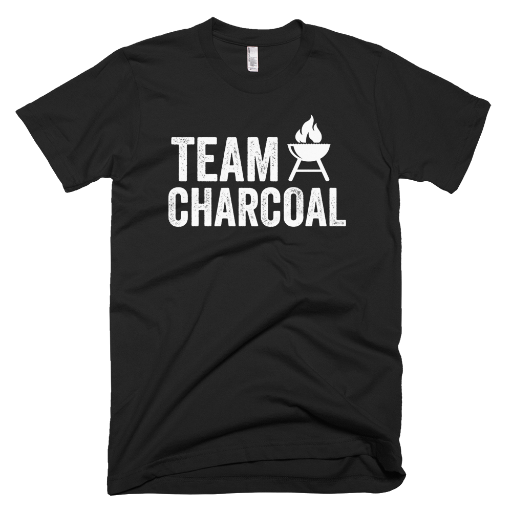 Team Charcoal Short-Sleeve T-Shirt