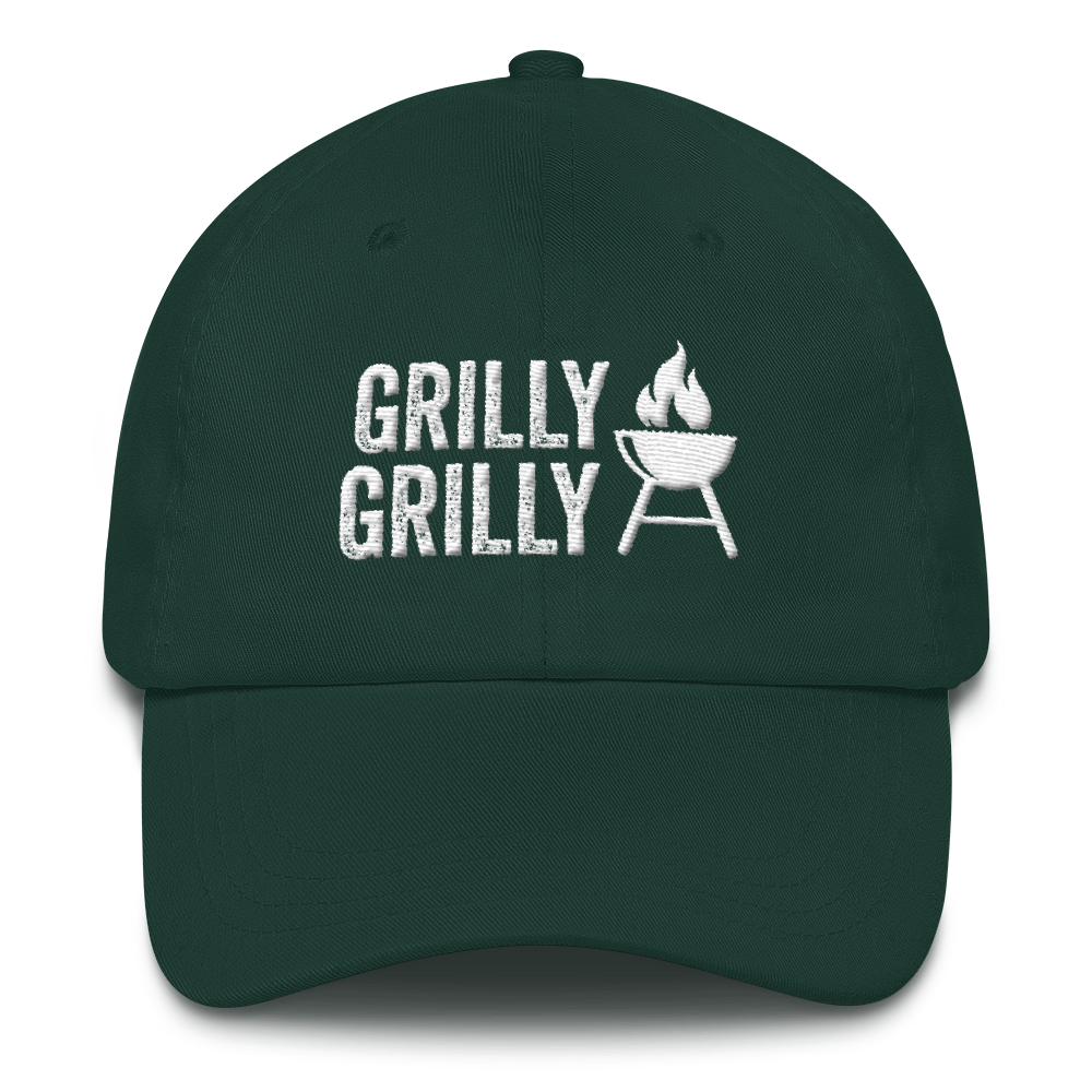 Grilly Grilly Dad Hat