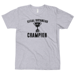 Social Distancing Champion T-Shirt
