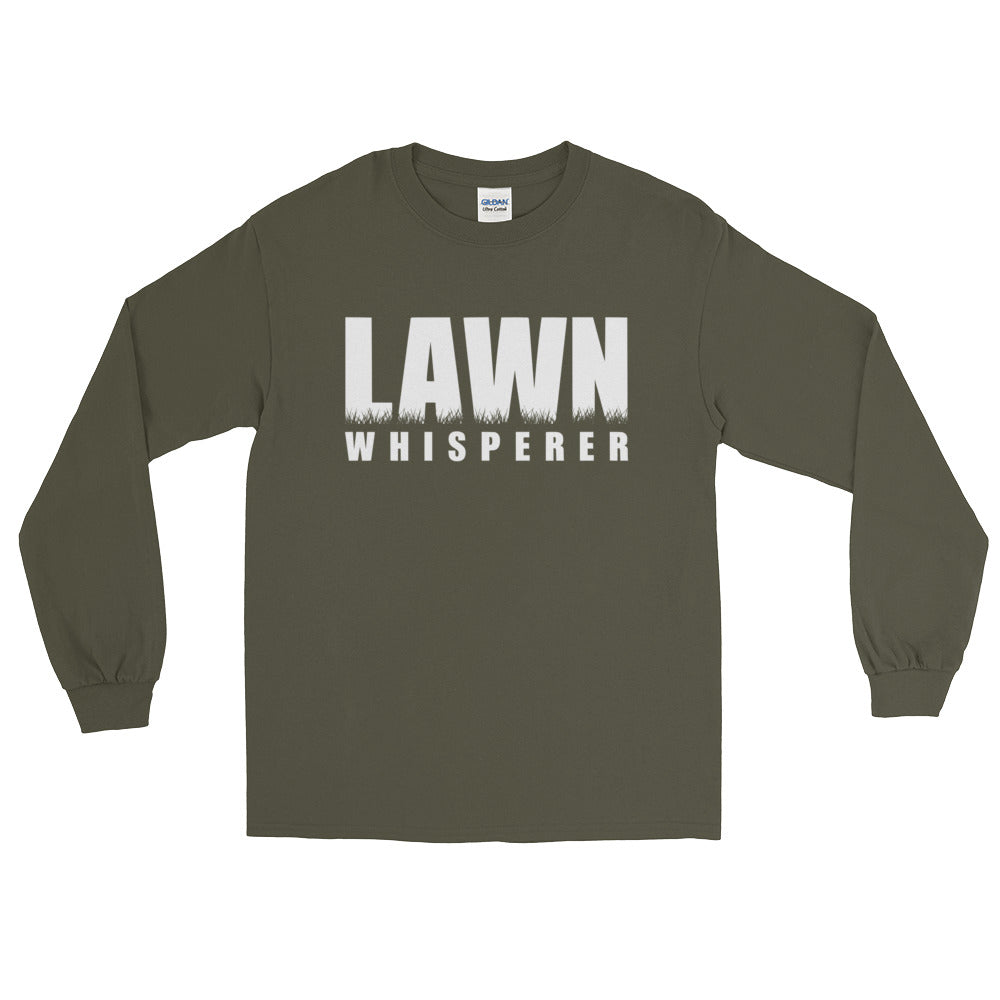 Lawn Whisperer Long Sleeve T-Shirt