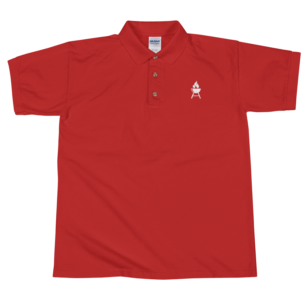 Classic Dad Grill Polo Shirt