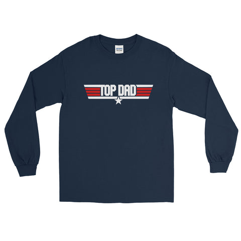 Top Dad Long Sleeve T-Shirt