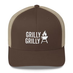 Grilly Grilly Trucker Cap