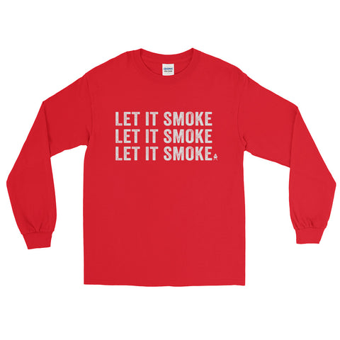 Let It Smoke • Long Sleeve T-Shirt