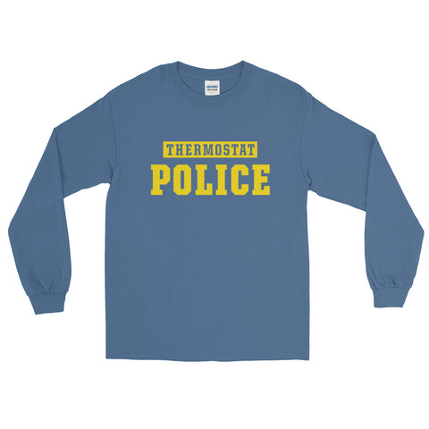 Thermostat Police Long Sleeve T-Shirt