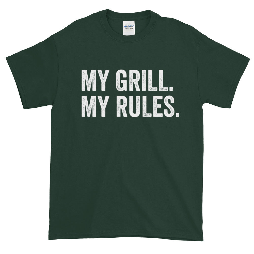 My Grill My Rules T-Shirt