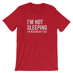 I'm Not Sleeping Tee