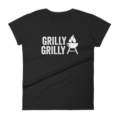 Grilly Grilly Women's Short Sleeve T-Shirt