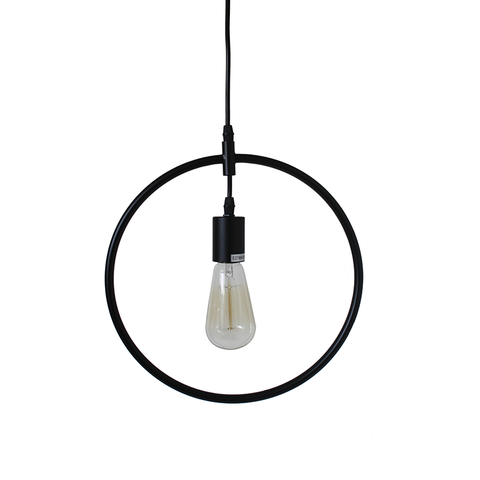 cafe ring pendant lamp