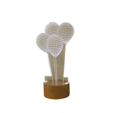 balloon ambient table lamp