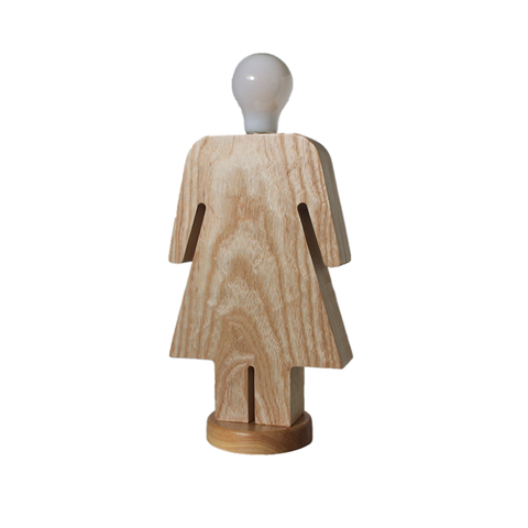 Lady table lamp