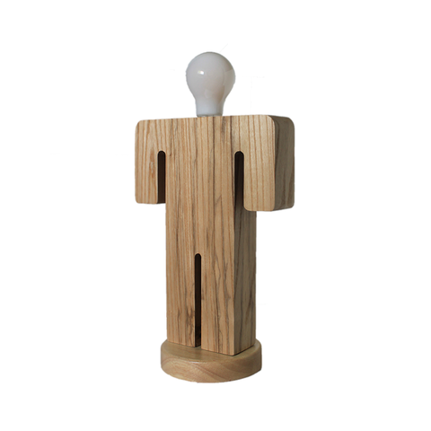 GENTLEMAN PERSON table lamp