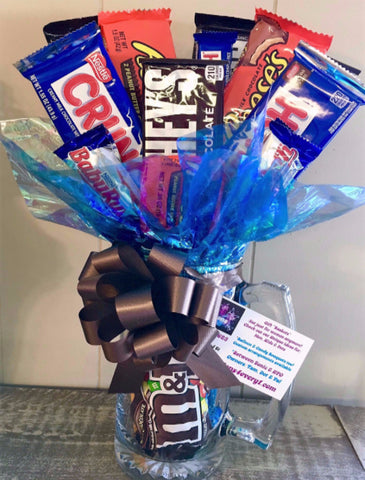Large Candy Bouquet
