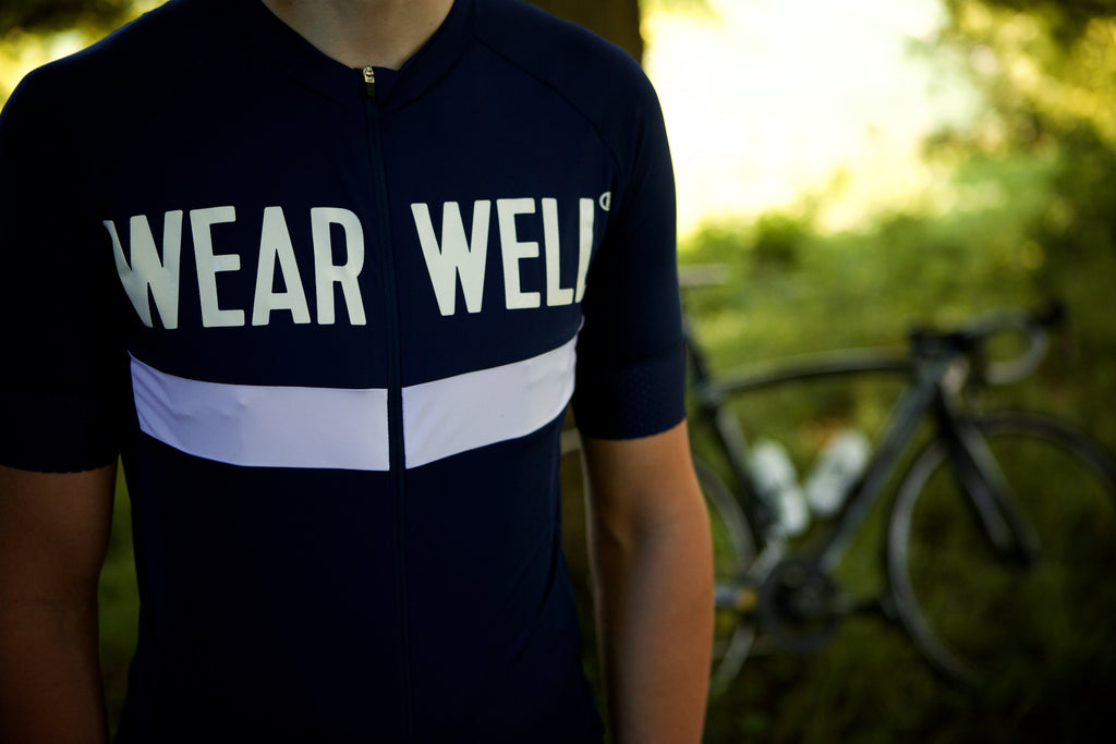 Wearwell Cycle Company | Revival Jersey - Improved Fit
